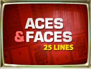 Aces & Faces 25 Lines