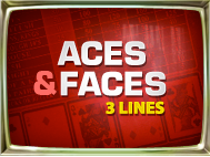 Aces & Faces 3 Lines